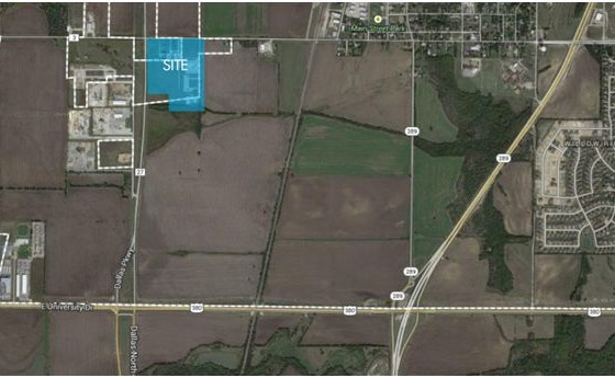 Land for sale Dallas Parkway