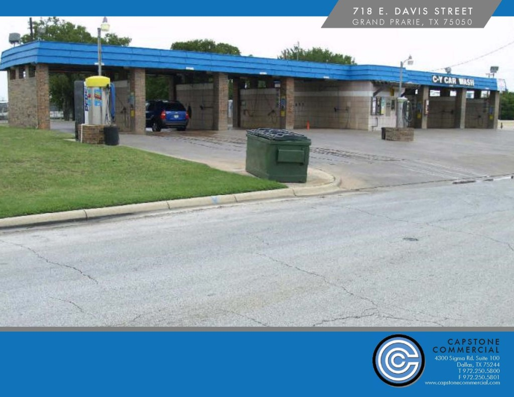 Carwash for sale Grand Prarie TX
